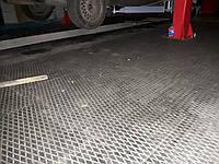 Резиновая плитка для технических помещений., фото 1