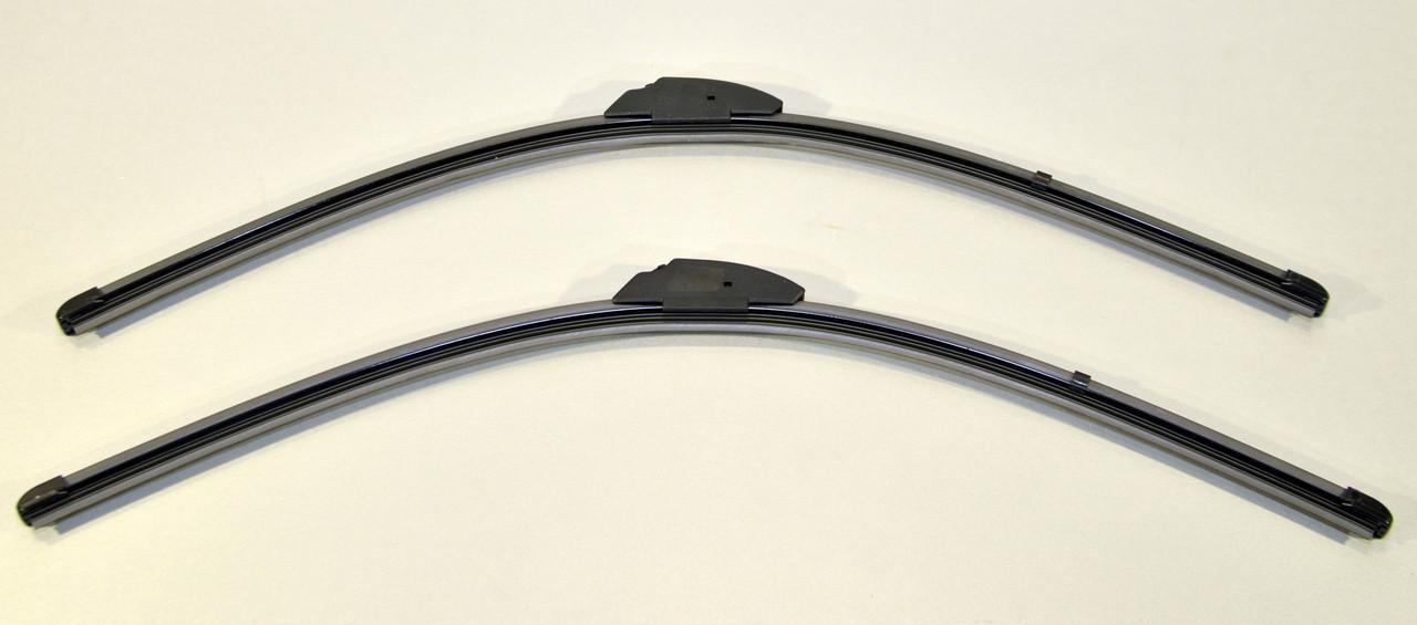 Щітки склоочисника (2 шт., 650/650мм) на Renault Master III 2010-> — Renault (Оригінал) - 288906796R