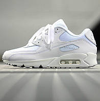 "Nike Air Max 90 Essential ""Triple White"""