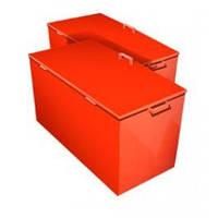 Ящик для песка стационарный