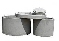 Кільця каналізаційні бетонні армовані, фото 1