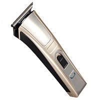 Триммер для бороды и усов Gemei 657 аккумулятор/сеть