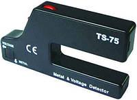 Поиск проводки металлоискатель+индикатор скрытия проводки TS-75