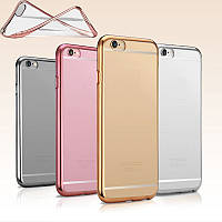 TPU чехол для Apple iPhone 4 / 4S (3 цвета)