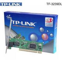 Сет.карта PCI 32-битный интерфейс TP-Link TF-3239DL   10/100M RG45 Port Switch