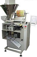 Автомат для фасовки в четырехшовные пакетики
