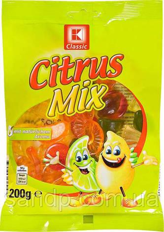 Желейные конфеты Цитрусовый Микс желейки 200гр.(как Харибо,  Haribo), фото 2