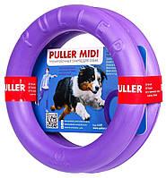 Тренировочный снаряд для собак PULLER Midi, диаметр 20 см