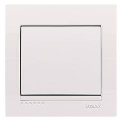 Lezard Deriy Выключатель Белый