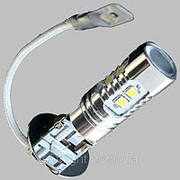 Автомобильная светодиодная лампа в ПТФ с цоколем H3 Samsung 10W-Белый в противотуманные фонари
