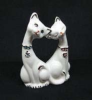 Статуэтка кошки пара фарфор
