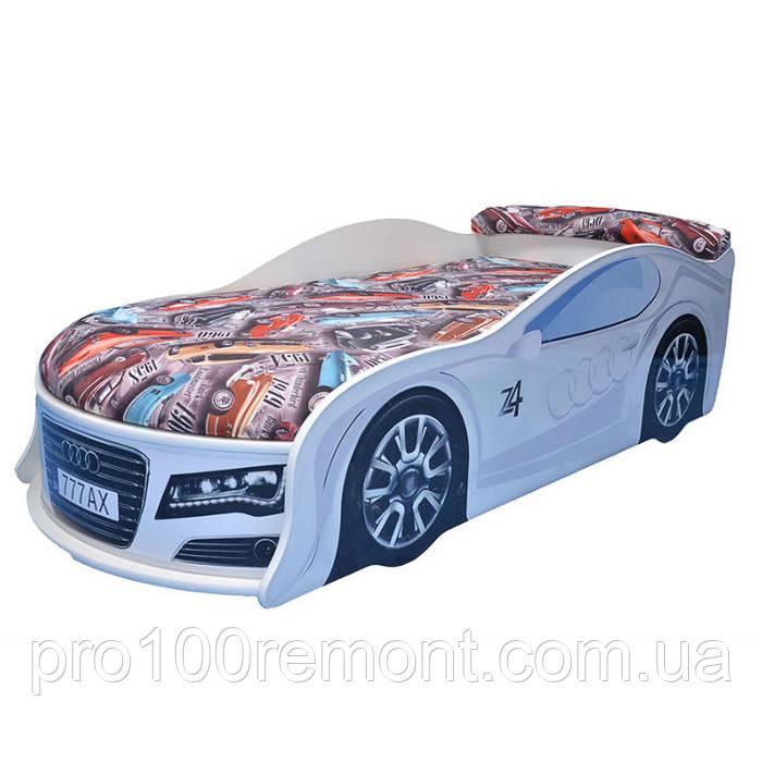 Кровать-машина AUDI от Mebelkon