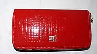 Кошелек женский CHANEL (кожа), B9049 RED 251112 M Красный, размер 200*100*40