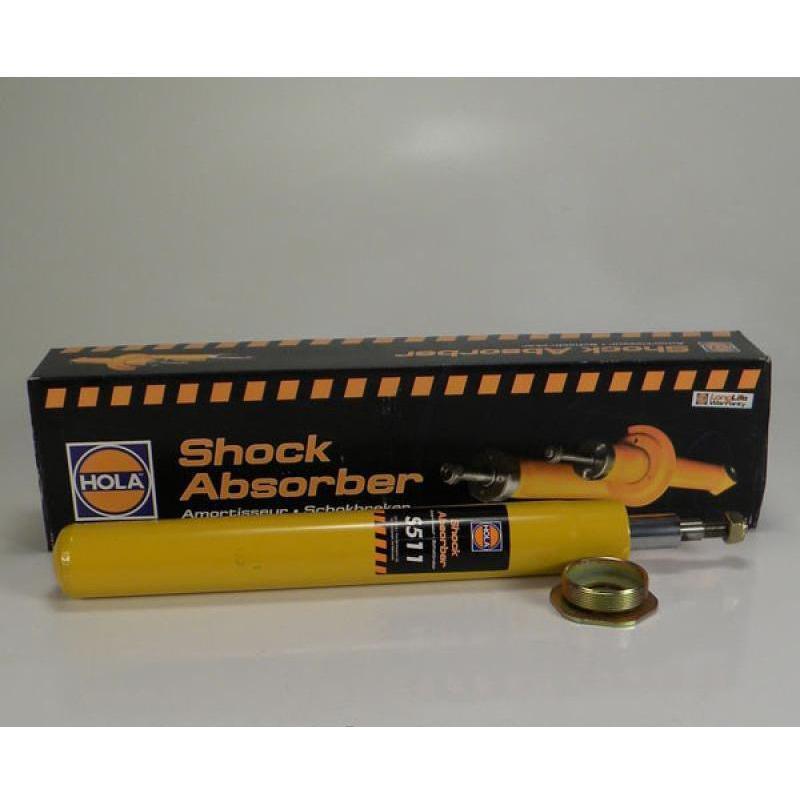 Амортизатор, стойка Lanos, Sens, Kadett, Nexia ( патрон, вкладыш, картридж) передней подвески масло HOLA S511