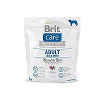 Brit Care (Брит Кеа) Grain-free ADULT 1кг- беззерновой корм для взрослых собак (лосось/картофель)
