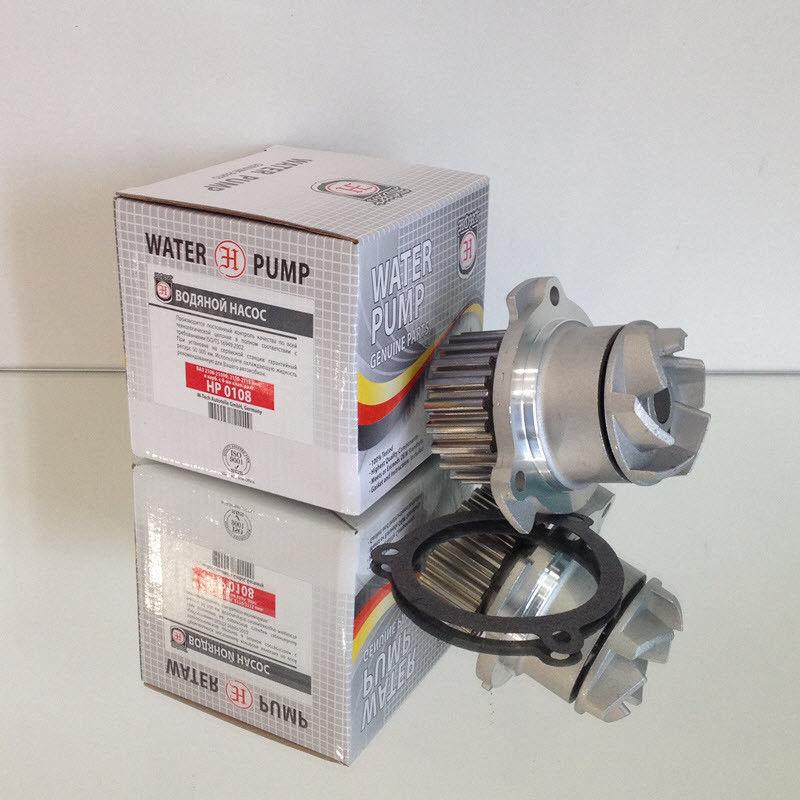 Помпа. Водяной насос системы охлаждения для ВАЗ 2108-099, 2113-2115 HORT, Хорт (пр-во Германия)