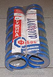 Пружина задняя подвески ВАЗ 2108-09, 2113-2114 Фобос, Переменный шаг, с витками комфорта.
