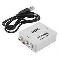 Конвертер AV-HDMI