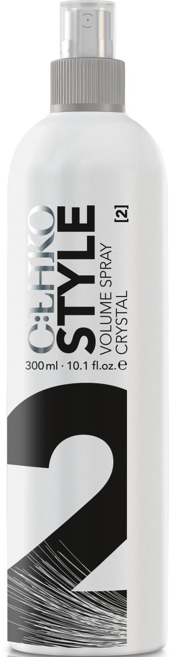 Спрей для объема волос C:EHKO Crystal Style 300 мл.