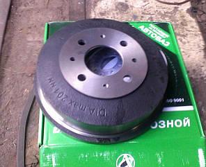 Барабан гальмівний чавунний ВАЗ 2108-099, 2113-2115 АВТОРЕАЛ
