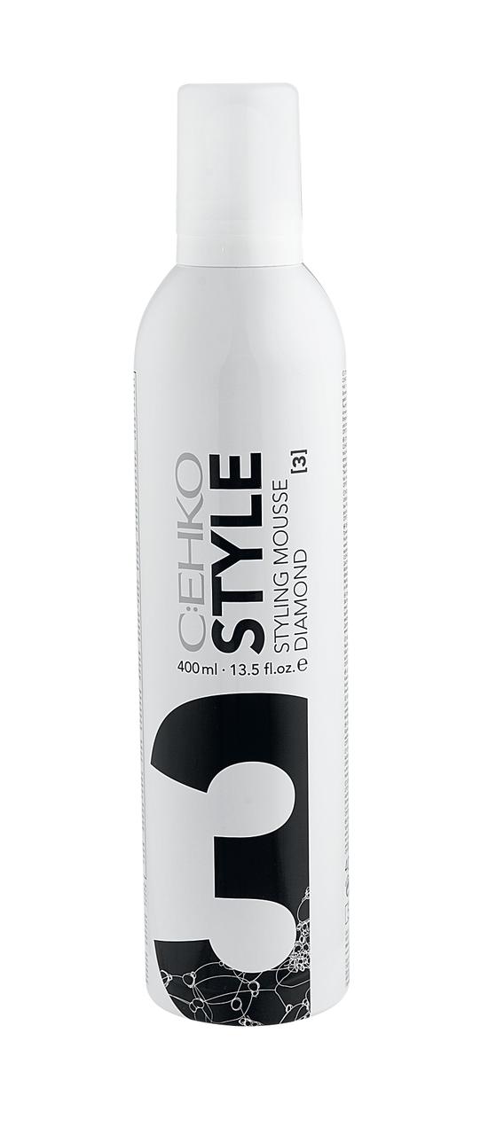 Піна для волосся ДІАМАНТ C:EHKO Style Styling Mousse Diamond (3) 400 мл