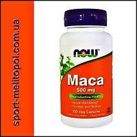 NOW Maca 500 mg 250 veg caps