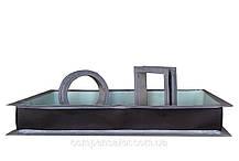 Тканевый компенсатор тип КТ 2,01 фланцевый без волны, фото 3
