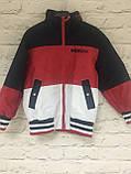 Куртка дитяча для хлопчика.4-11 років Весна-осінь, фото 2