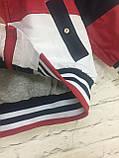 Куртка дитяча для хлопчика.4-11 років Весна-осінь, фото 5
