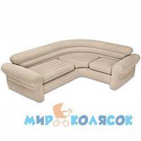 INTEX Надувной угловой диван (68575)