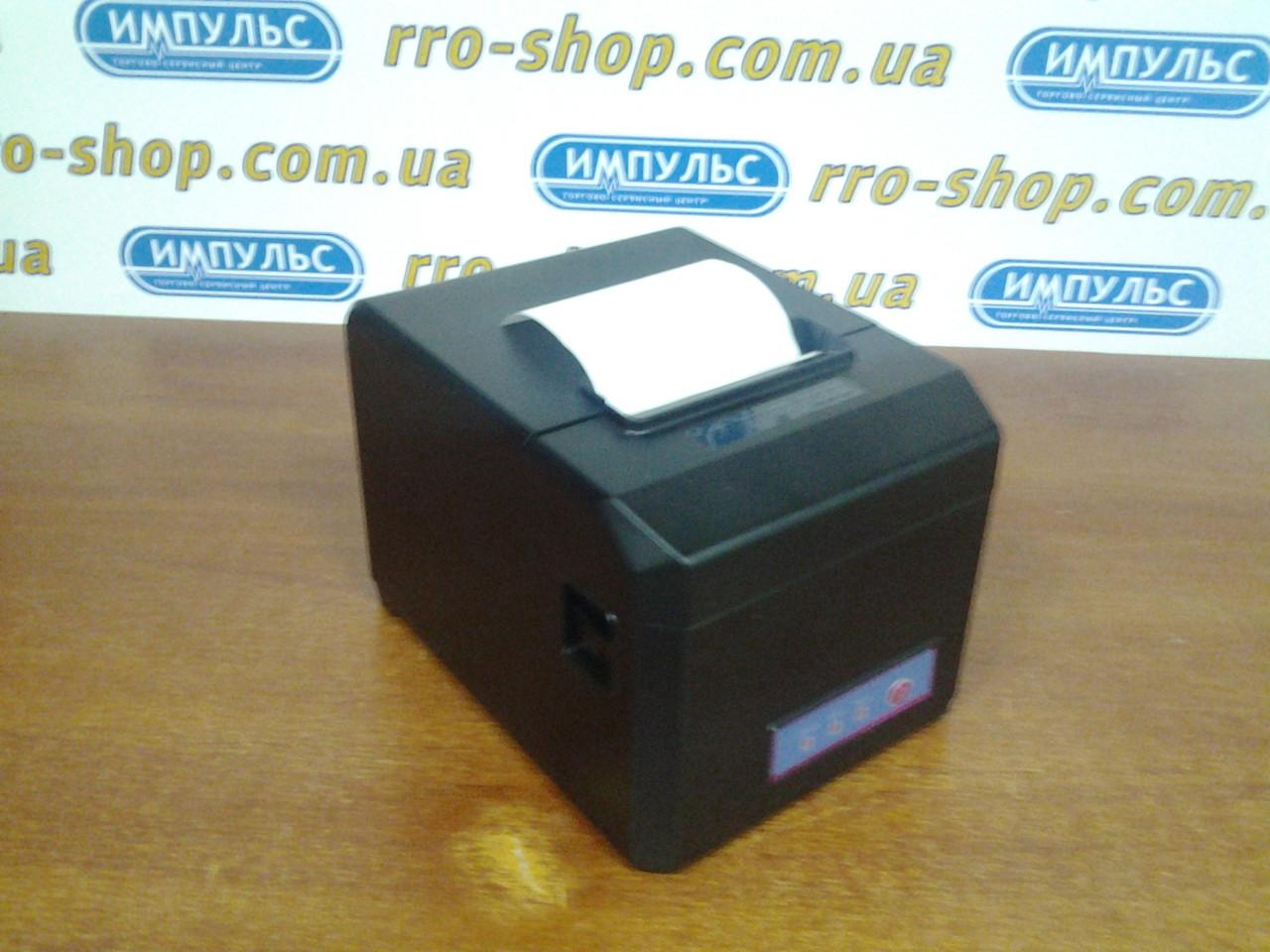 Чековый принтер RTPOS 80 (USB, RS232,  Ethernet, автообрезка чеков, 80 мм)