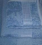 Махровое полотенце банное 70х140 Maxxsoft Home