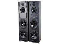 Домашний кинотеатр акустика EU-2530 Bluetooth, караоке, пульт ДУ