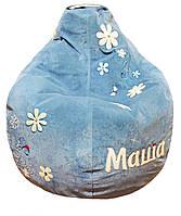 Кресло бескаркасное мешок груша пуф , фото 1