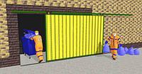 Комплекты для подвесных ворот