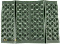 Термоковрик складной 39x30 см (Olive) - Max Fuch