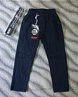 Катоновые штаны для мальчиков 98-128 см