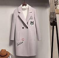 Пальто женское РУС2082, фото 1