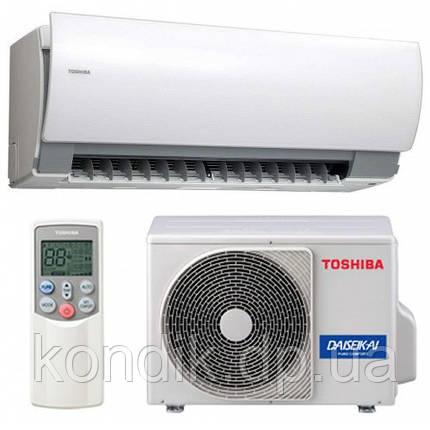 Кондиционер Toshiba RAS-10SKVP-ND/RAS-10SAVP-ND інвертор, фото 2