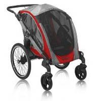 Baby Jogger Переднее колесо Pod jogger kit 2 swivel wheels 52002