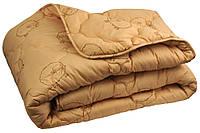 """Очень теплое шерстяное одеяло """"Барашка"""", полуторное евро."""