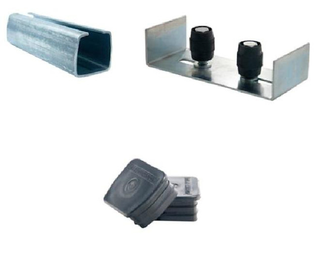 Опции подвесных ворот
