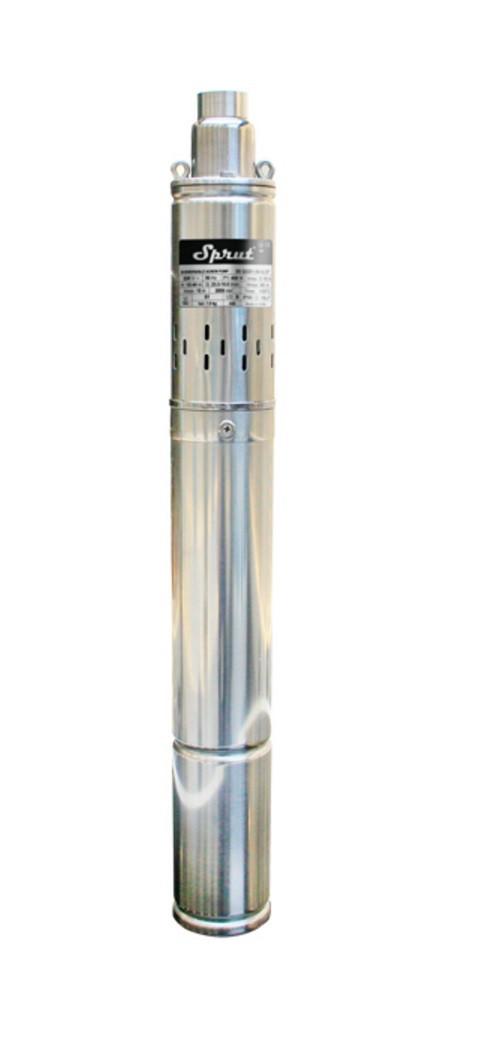 Скважинный насос Sprut 3S QGD 1-30-0,37 (0,45 кВт, 30 л/мин)