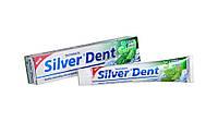 Зубная паста Тройное дествие Silver Dent 100 г M-011