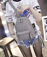 Новомодный стильный городской рюкзак на каждый день. Отличное качество. Доступная цена. Код: КГ388