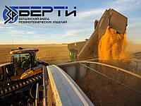 Ремень  бесконечный для зернометателя ЗМ-60 гладкий   2560х400х4 производитель ЧАО  «БЕРТИ»