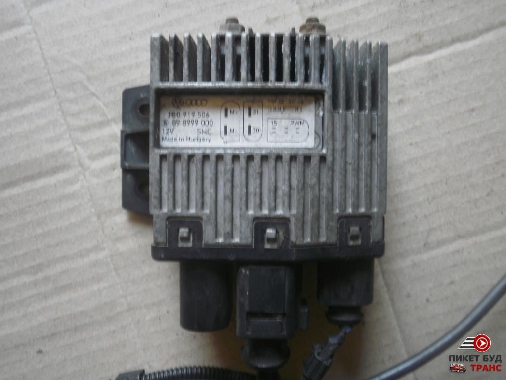 Блок управления на фольксваген транспортер конвейер ленточный смд 151