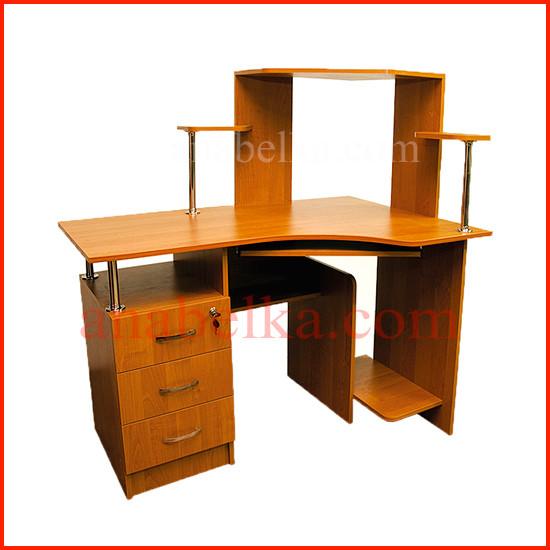 Стол компьютерный Ника-4 (Ника)