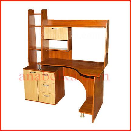 Стол компьютерный Ника-5 (Ника), фото 2