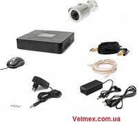 Готовый комплект видеонаблюдения Tecsar AHD 1OUT